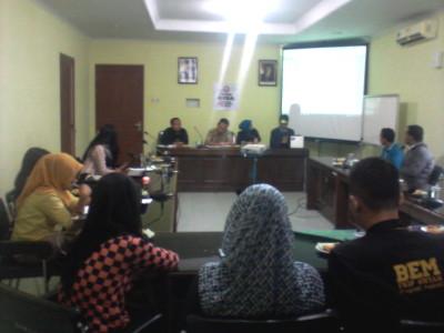 Pembentukan Forum PIK Kalimantan Barat