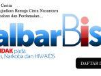 #kalbarBisa Website untuk penulis