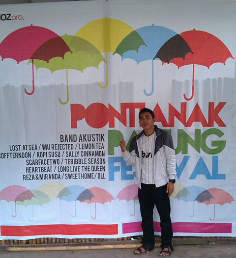 Festival Payung 2015
