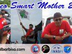 Dari Kiri: Komandan LensaKencana (Boy Buyung), Komandan #kalbarBisa (Aulia A), Komandan TIM Mupen (Insani Q)