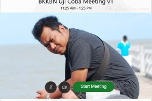 Join Meeting Start
